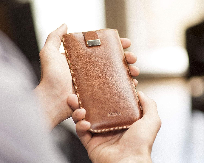 Housse en cuir pour Samsung Galaxy personnalisée