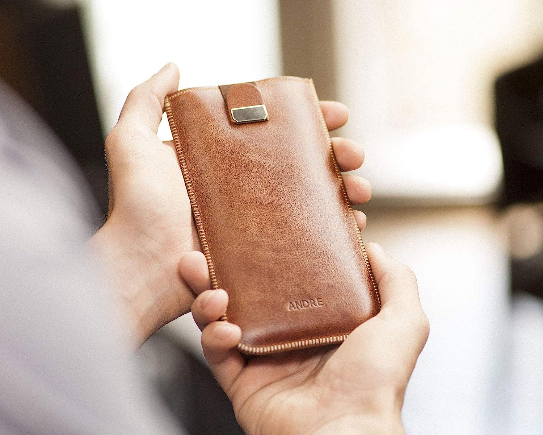 Funda De Cuero Para Essential Phone Personalizada Caja, Bolsa ...