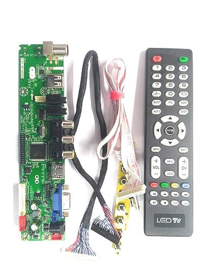 JMS LCD Controller Board Programming Free