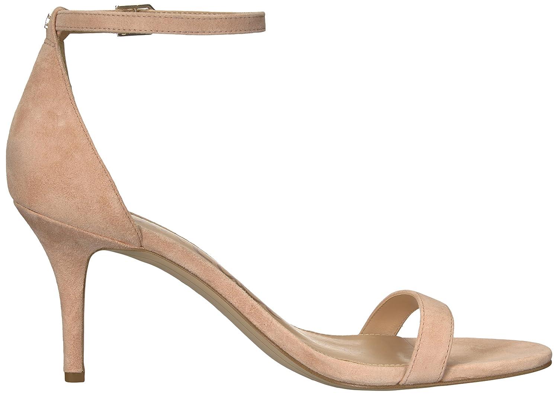 Sam Edelman Women's Patti Dress Sandal B077GDNFPV 8.5 B(M) US|Seashell Pink Suede