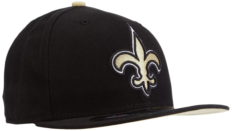 a1ee5d2ea6c New Era Cap NFL New Orleans Saints On Field  New Era  Amazon.co.uk  Sports    Outdoors