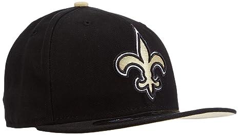 huge discount 699ae f5bd6 New Era Cap NFL New Orleans Saints On Field, Men, Cap NFL New Orleans