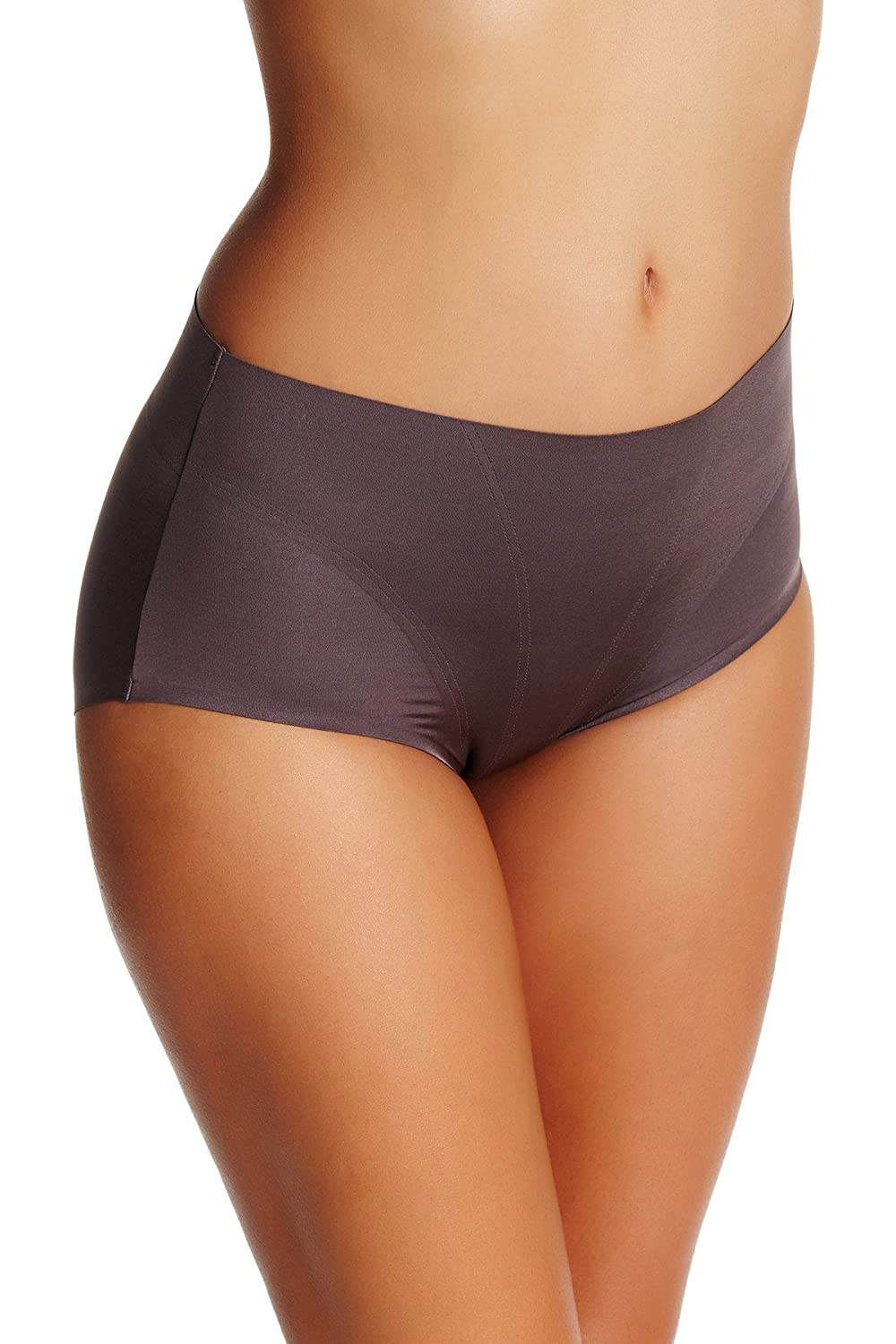 fd5ba5c99b A ruched back adds a flirty detail tot this classic brief. Go retro with  the look of this light shaping brief for a more streamlined you!
