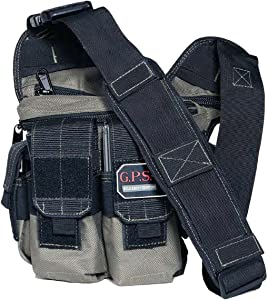 G.P.S. Rapid Deployment Pack, Black