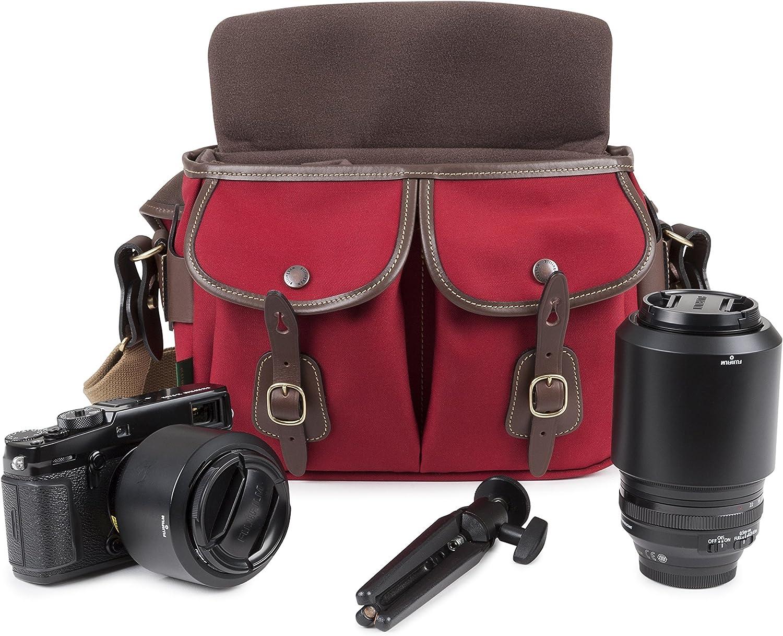 Khaki Canvas//Tan Leather Billingham Hadley Small Pro Camera Bag