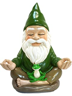 Zen Gnome U2013 Tranquility And Peacefulness For Your Fairy Garden And Garden  Gnomes By GlitZGlam.