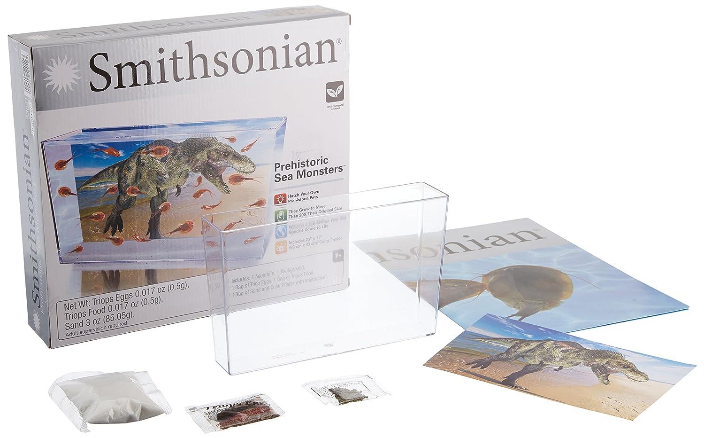 Smithsonian Prehistoric Sea Monsters by Smithsonian: Amazon.es: Juguetes y juegos