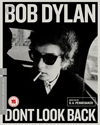 Don't Look Back The Criterion Collection Blu-ray: Amazon.co.uk: D. A.  Pennebaker, Albert Grossman, John Court: DVD & Blu-ray