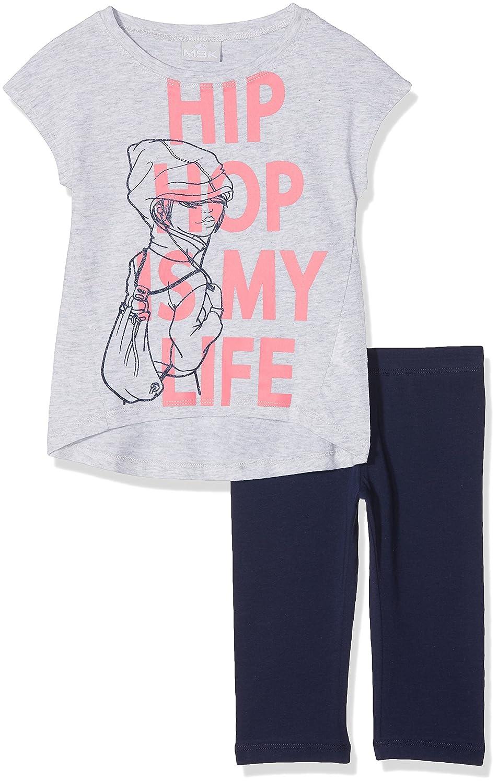 MEK Mädchen Sportbekleidung Set 181MIEM001