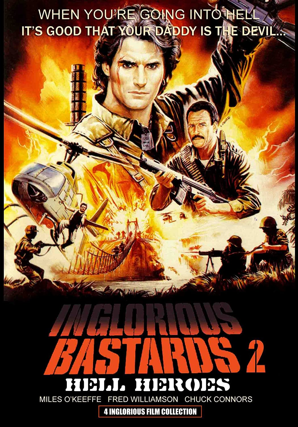 com inglorious bastards hell heroes miles o keeffe com inglorious bastards 2 hell heroes miles o keeffe fred williamson scott green gabriele gori mike n daniel alvarado chuck connors