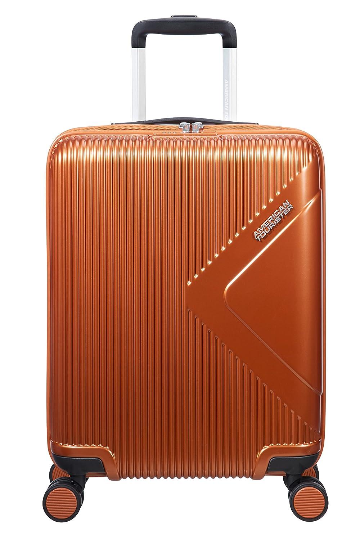 [アメリカンツーリスター] スーツケース モダンドリーム スピナー 55/20 TSA 機内持ち込み可 保証付 35L 55 cm 2.5kg B07FHG8S79 コッパーオレンジ