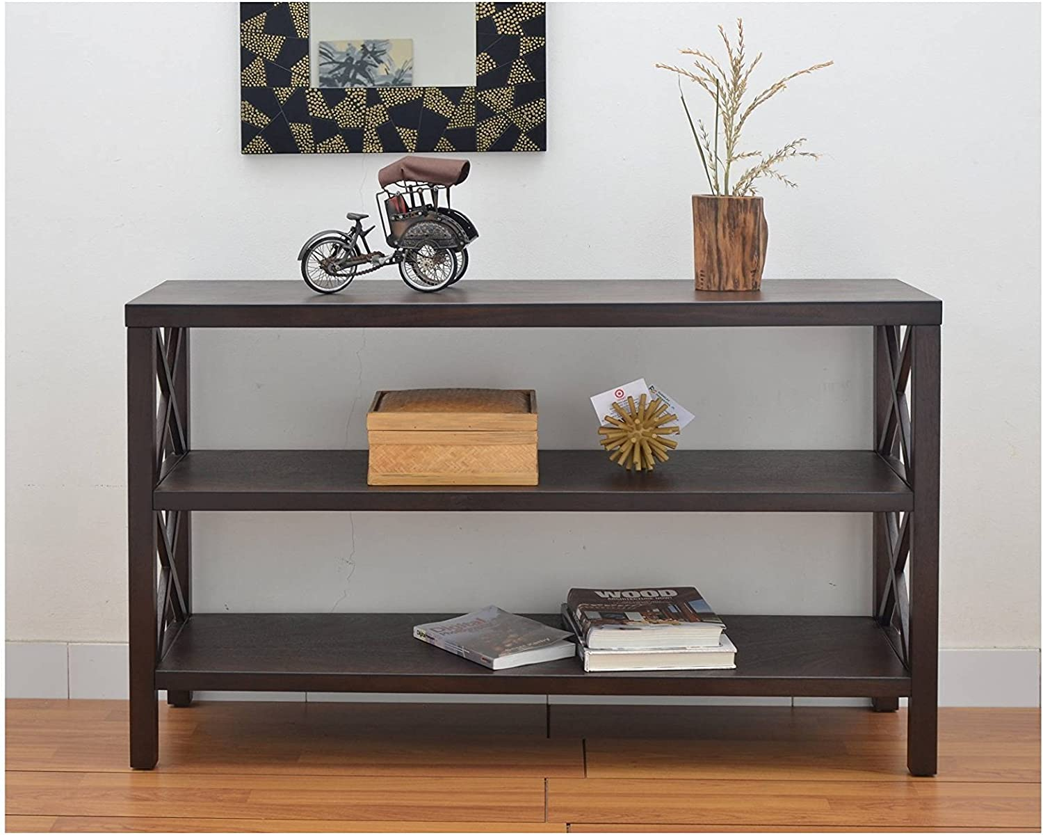 Amazon.com: Threshold Home Office Furniture & Decor Bookcases
