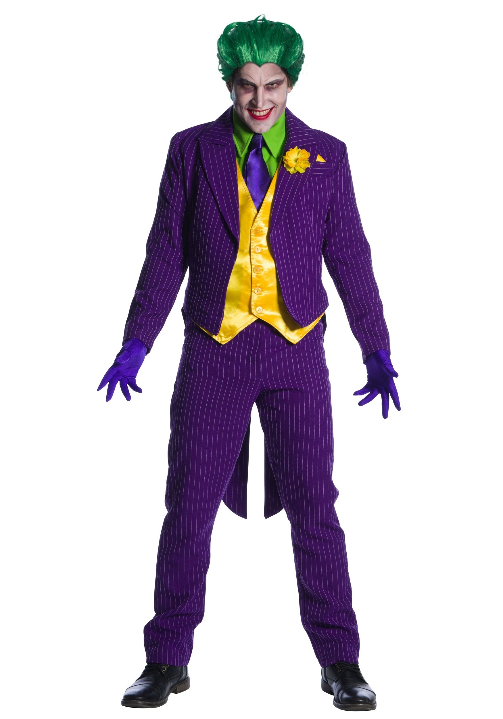 Men's Joker Costume Large by Charades