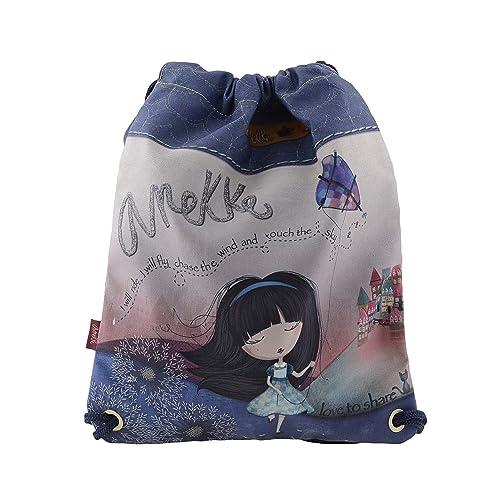 Mochila 26830 Anekke Talla: U Color AZUL: Amazon.es: Zapatos y complementos