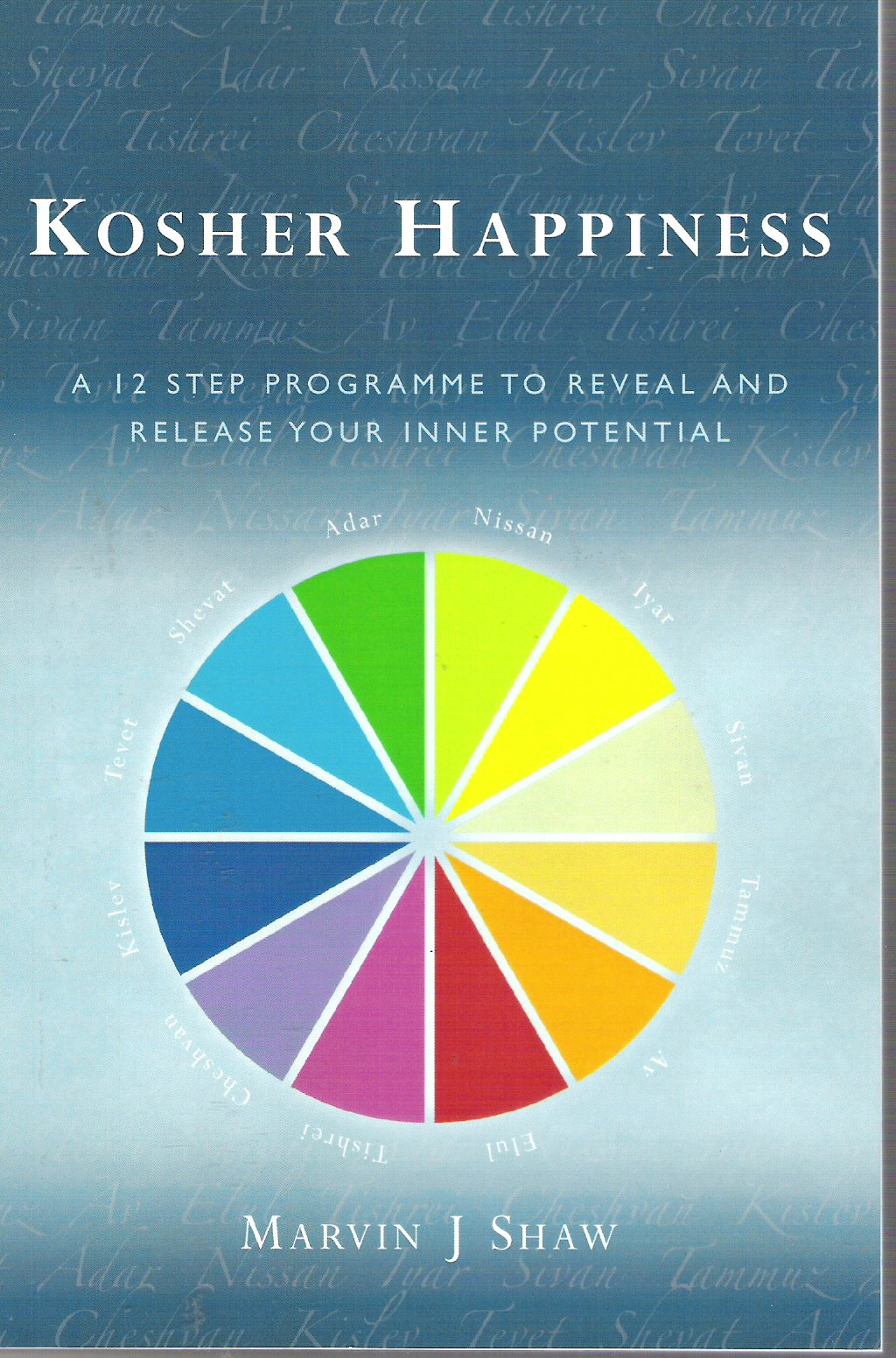 Kosher Happiness: A 12 Step Programme to Reveal and Release Your Inner Potential