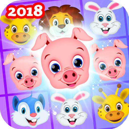 Pet Jam - Blast, Crush Animal Zoo. Rescue Animal Games in Animal Kingdom (Best Animal Puzzle Game for Kindle Edition) (Zoo Cat)