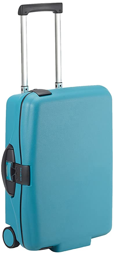 Valise rigide Samsonite Cabin Collection 55 cm upright Cielo Blue bleu XW8PwF