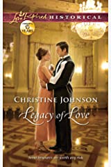 Legacy of Love (Love Inspired Historical) Kindle Edition