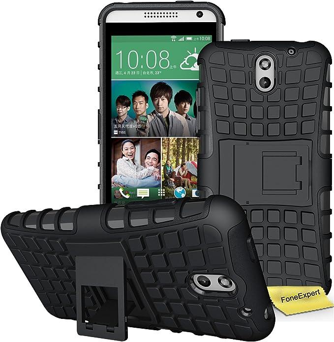 Housse Etui Compatible avec HTC Desire 610 Couleur Noir CEKATECH/® Universelle Protection de qualit/é