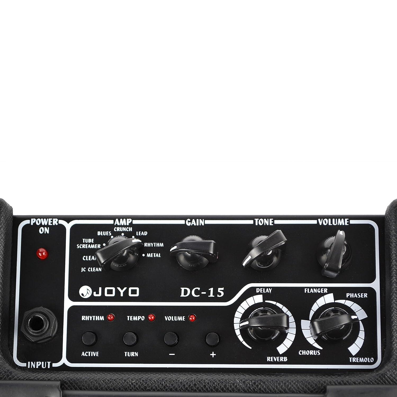 Joyo DC-15 15w Digital Amp Amplificador con efecto Delay