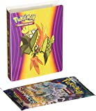 Pokemon Sun & Moon Guardians Rising Collectors Album With Booster Pack