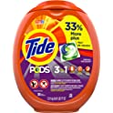 192-Count Tide PODS Laundry Detergent Liquid Pacs (various)