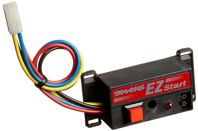 amazon com traxxas 4580 ez start control box toys games rh amazon com Traxxas Electric Starter traxxas ez start wiring diagram