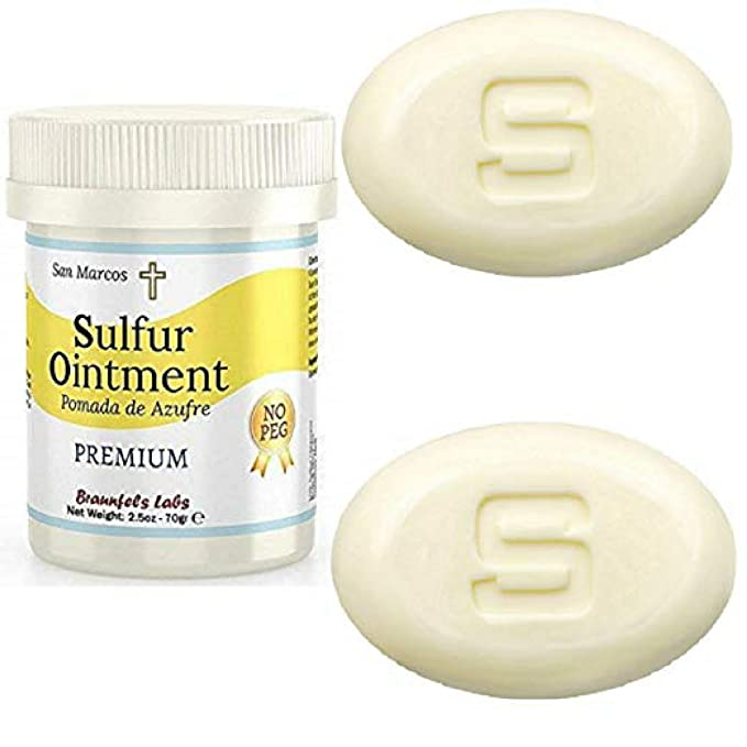 GOLD LABEL OLD FASHIONED TRADITIONAL SULPHUR OINTMENT IDEAL FOR SKIN CONDITIONS