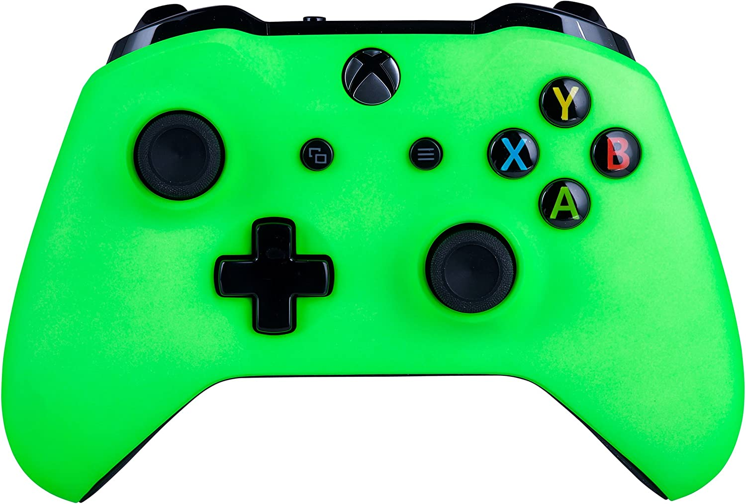 Control inalámbrico de Xbox One , Soft Touch Green X1