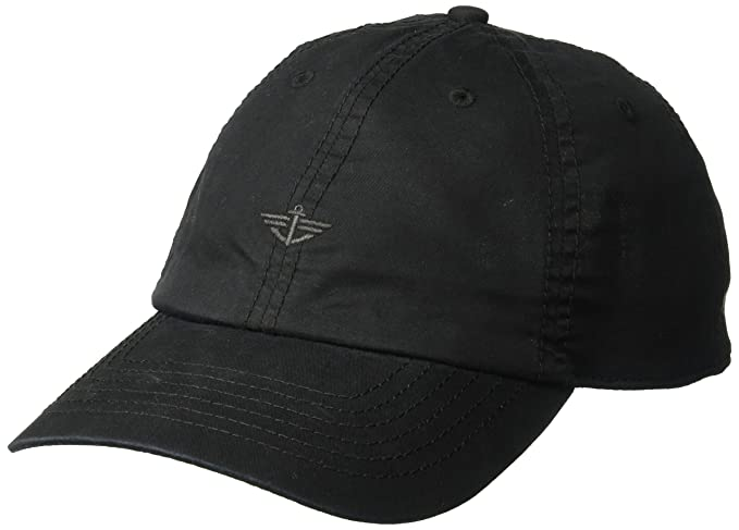 26c52ff83d9 Dockers Men s Core Tonal Embroidered Logo Dad Baseball Hat