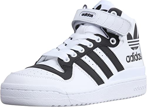 adidas Originals Forum Mid RS XL Mens Trainers hi Tops G43878 White Black Sneakers Shoes (UK 6): Amazon.es: Zapatos y complementos