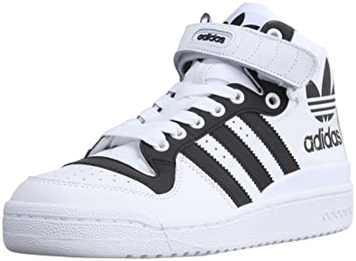 finest selection 64ea2 ee0fe adidas originals forum mid RS XL mens trainers hi tops G43878 white black  sneakers shoes (