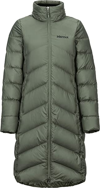 Marmot Damen Wm's Montreaux Coat, Leichte Daunenjacke, 700 Fill Power, warmer Parka, Wintermantel, wasserabweisend, winddicht