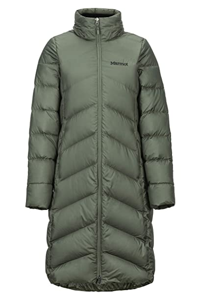 sports shoes 7e9ad 802e8 Marmot Damen Wm's Montreaux Coat, Leichte Daunenjacke, 700 Fill-Power,  warmer Parka, Wintermantel, wasserabweisend, winddicht