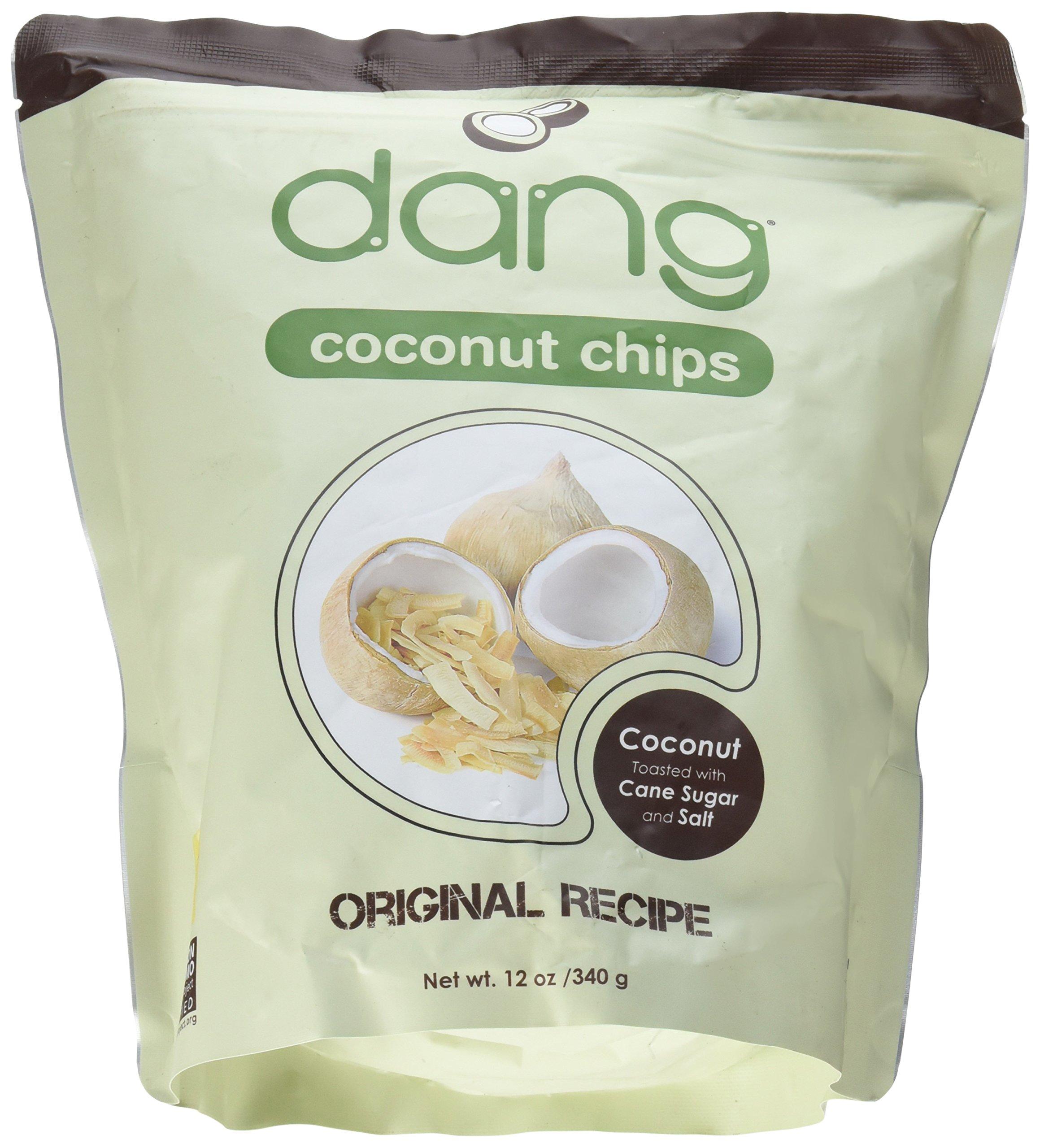 DANG coconut chips 12oz.