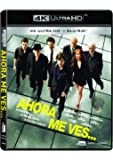 Ahora Me Ves.. Blu-Ray + Uhd 4k [Blu-ray]