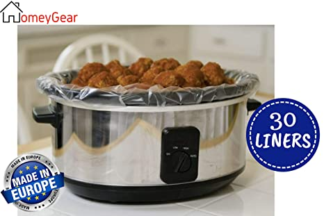 Amazon.com: HomeyGear - Bolsas de plástico de fácil limpieza ...