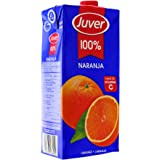 Juver フベル オレンジ100%ジュース <スペイン> 1L×12本