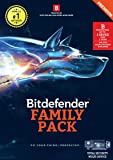 BitDefender Total Security Latest Version (Windows / Mac / Android / iOS) - 3 User, 3 Years (Activation Key Card)