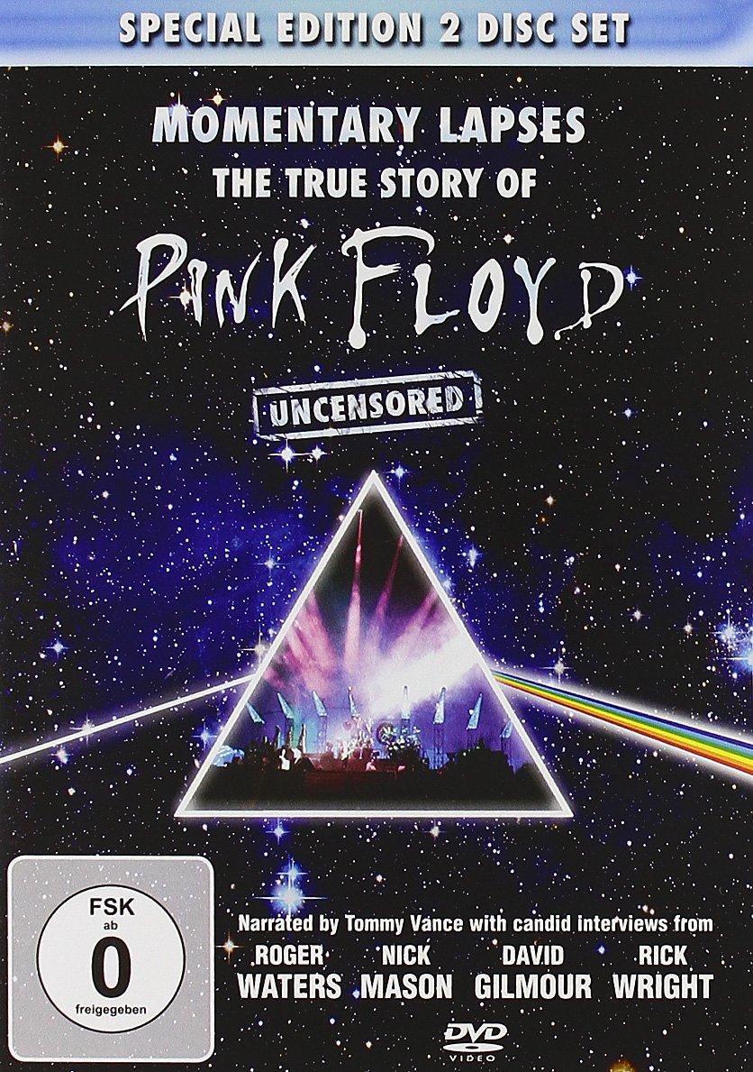 Momentary Lapses Dvd+Ebook - Pink Floyd Reino Unido: Amazon ...