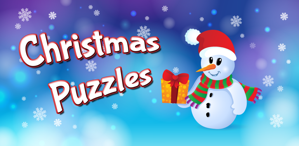 amazoncom fun christmas wonderland puzzle game a christmas jigsaw puzzle game app for kids boys girls and preschool toddlers under ages 2 3 4