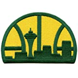 Seattle Supersonics Throwback Team Patch