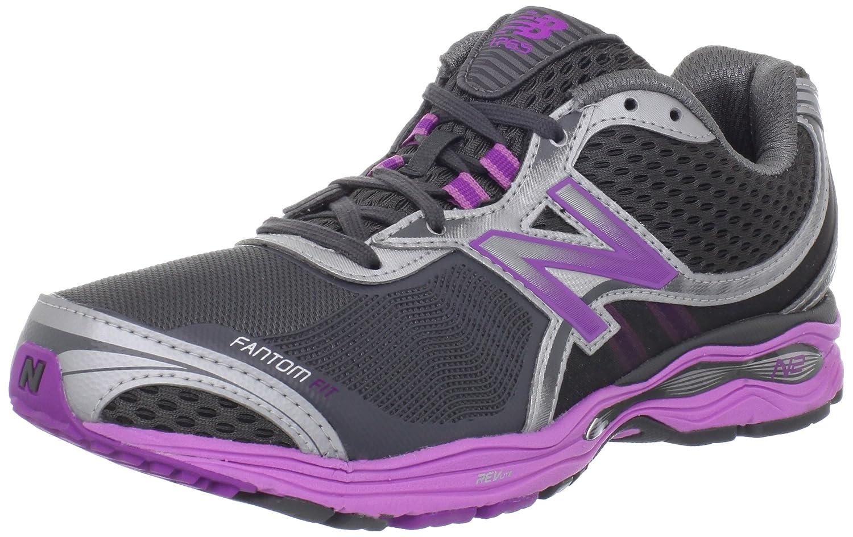 new balance Women's Ww1765 Fitness Walking Shoe,BlackPurple