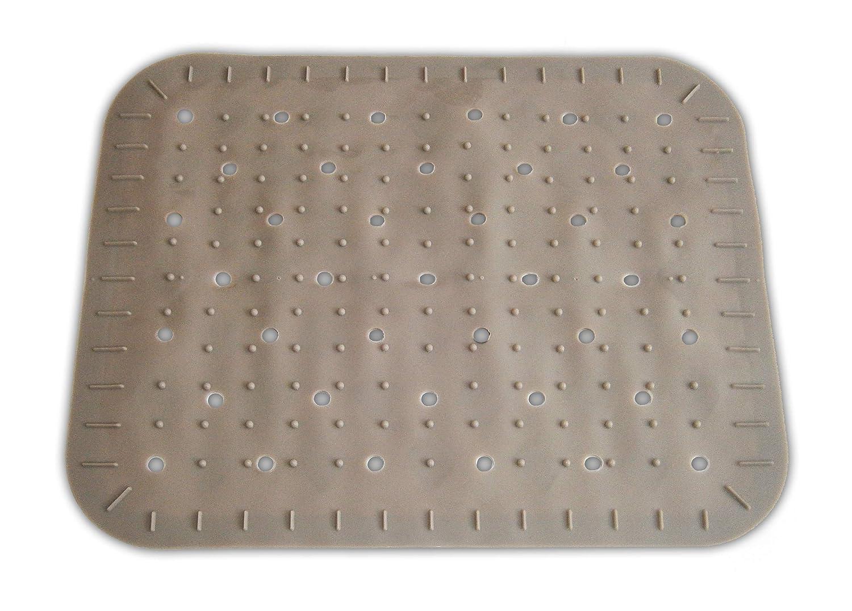SP/ÜLBECKEN EINLAGE 32x25cm Sp/ülbeckenmatte Sp/ülmatte Sp/ülbeckeneinlage Matte 21 Beige