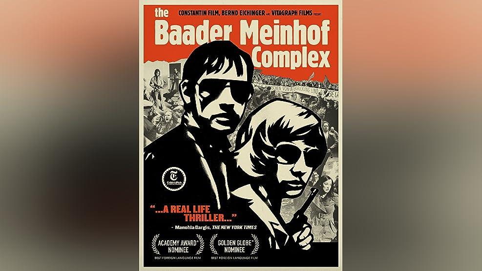 The Baader Meinhof Complex (English Subtitled)
