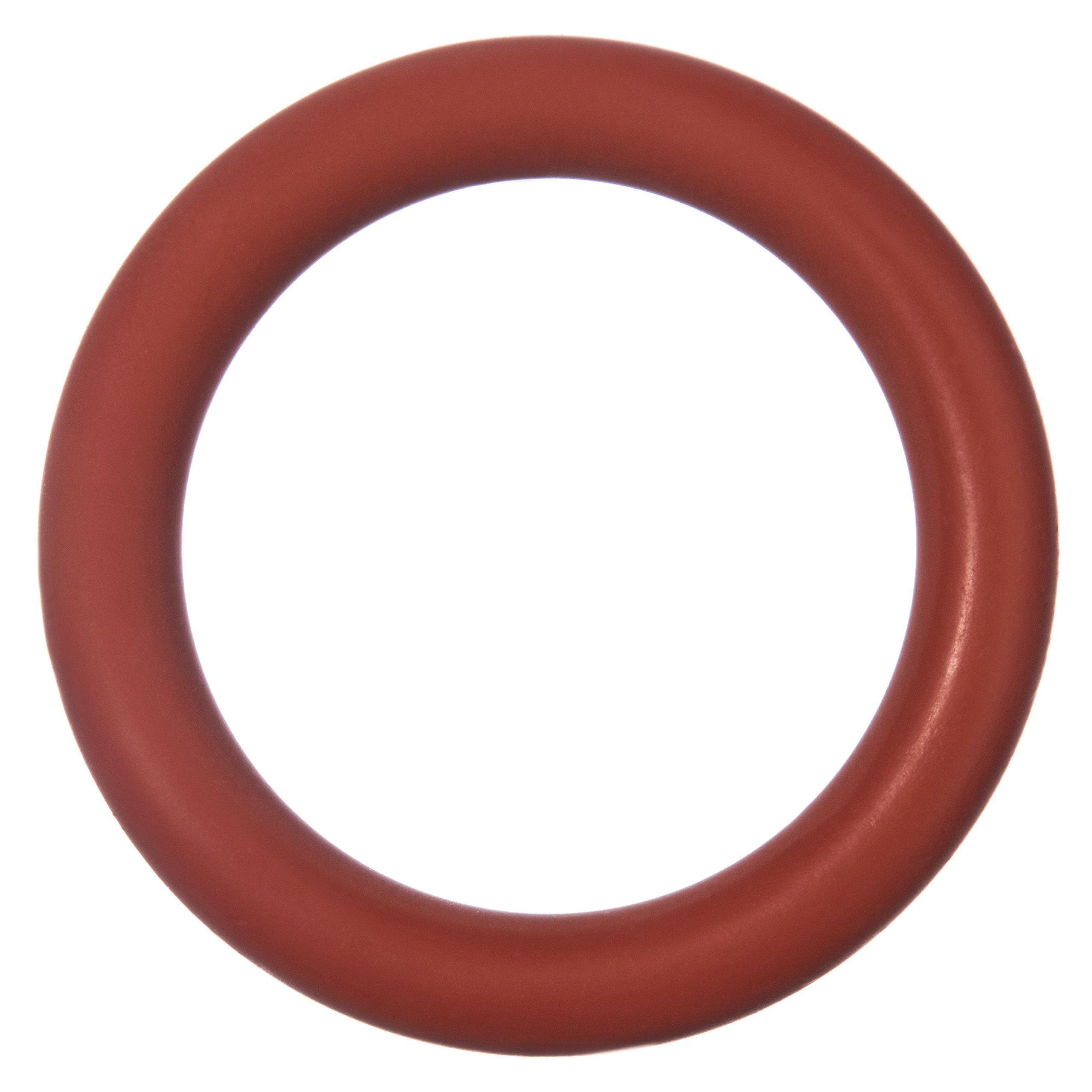 USA Sealing Inc-Soft Silicone O-Ring-Dash 210-Pack of 25