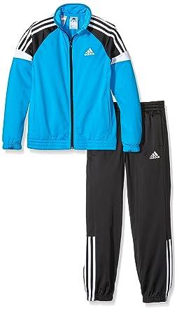adidas YB TS KN TIB CH - Chándal para niño, Color Azul/Negro ...