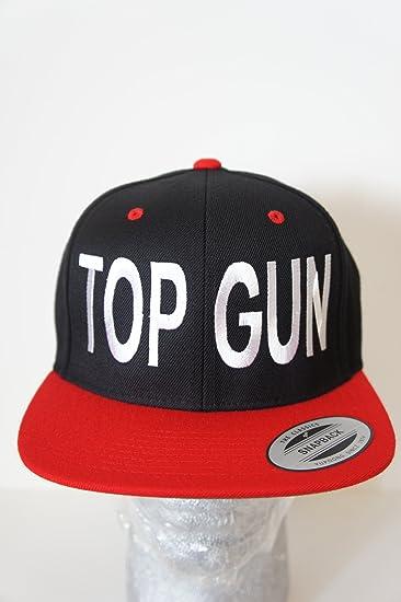 8e93b5d7e Amazon.com: Top Gun Adam Devine Workaholics Snapback Hat: Sports ...