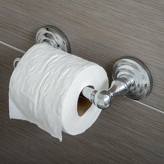 Amazon.com: AmazonBasics - Portarrollos de papel higiénico ...