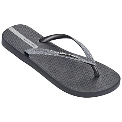 Grey 'Lolita' glitter flip flop sale cheap online cheap sale footlocker finishline sale from china sale cheapest price amazing price for sale SwNBFX
